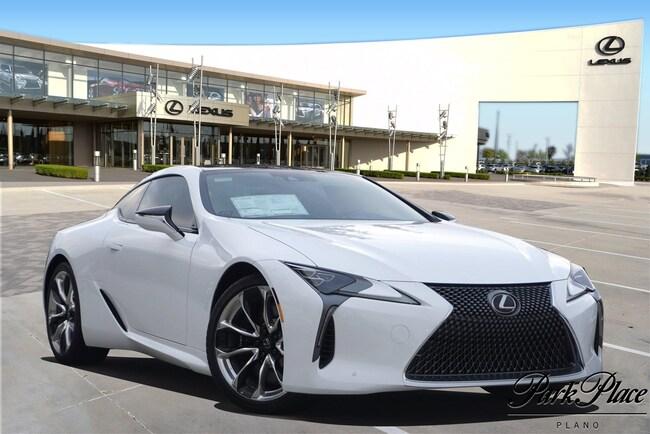 New 2019 Lexus Lc 500 For Sale At Park Place Lexus Plano Vin