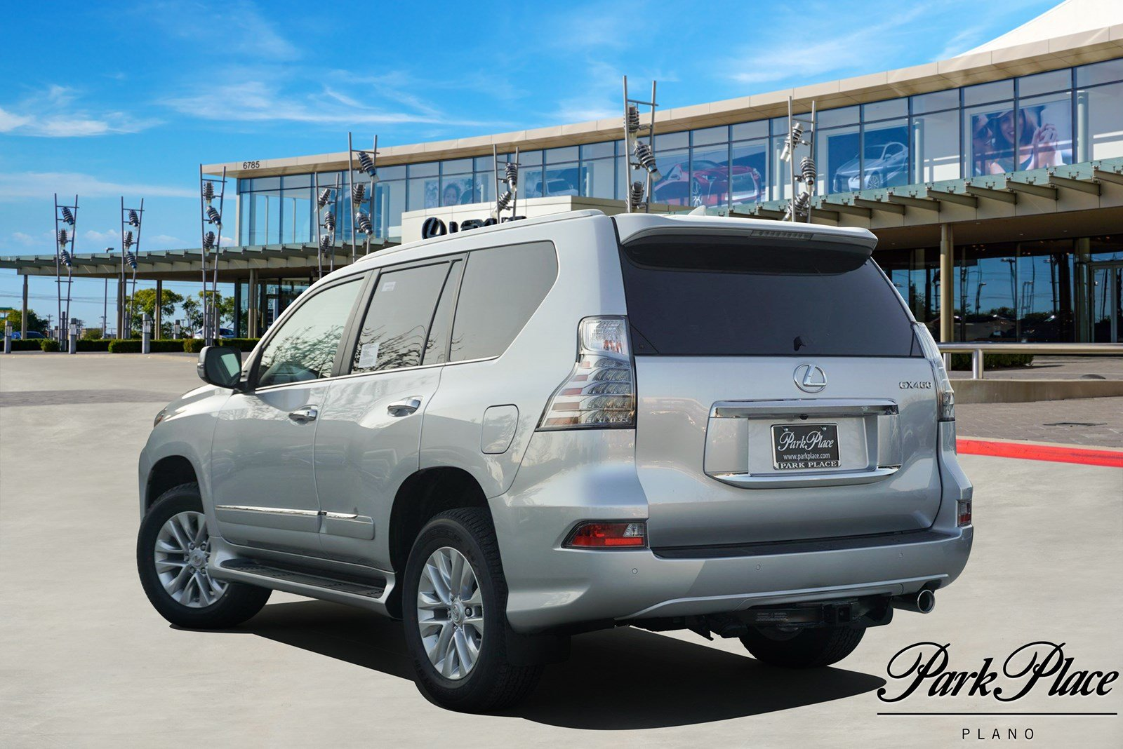 2019 New LEXUS GX 460 SUV For Sale at Park Place Dealerships   K5226540