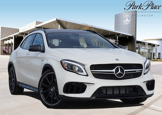 2018 Mercedes-Benz AMG GLA 45 4MATIC SUV