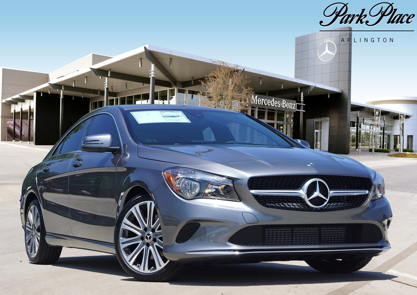 2019 Pre-Owned Mercedes-Benz CLA 250 Coupe CLA 250 For Sale at Park Place  Dealerships | KN703615
