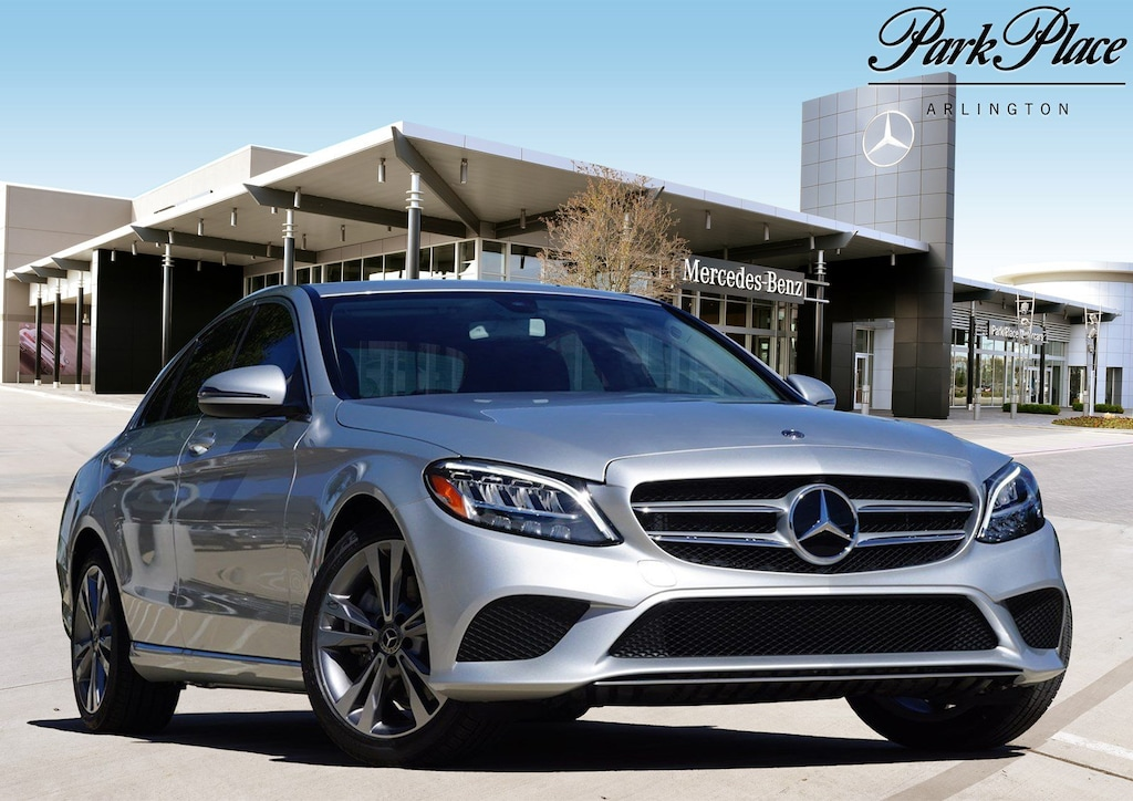 Pre-Owned 2019 Mercedes-Benz C-Class For Sale at Park Place Dealerships |  VIN: 55SWF8DB8KU288937