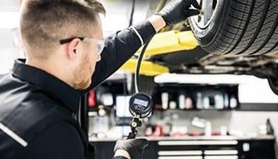 Mercedes-Benz Flat Tire Repair