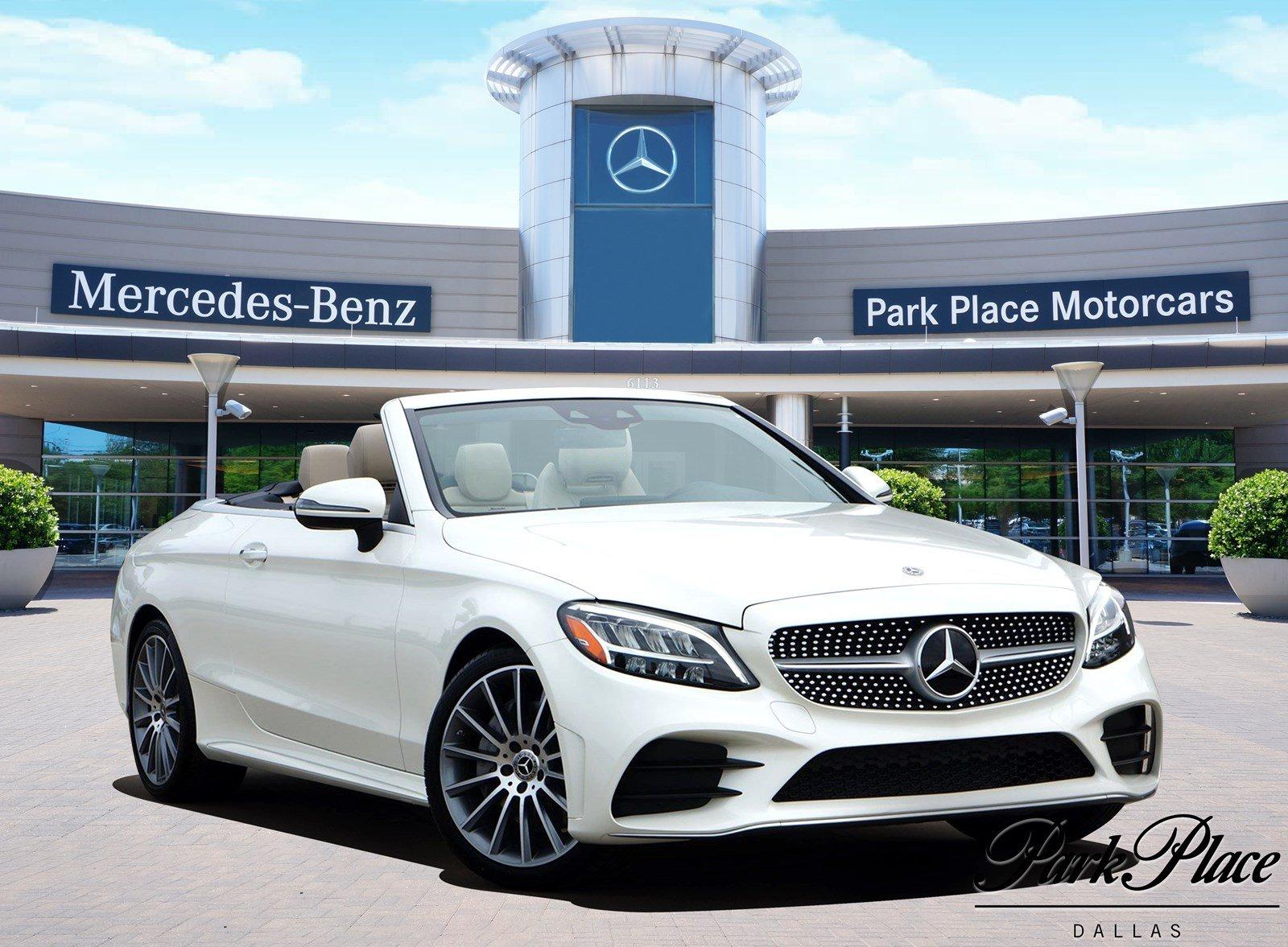 Mercedes Benz Dallas >> New 2019 Mercedes Benz C Class For Sale At Park Place Motorcars Dallas Vin Wddwk8db0kf775936
