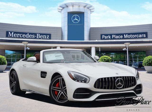 New 2019 Mercedes Benz Amg Gt For Sale At Park Place Motorcars