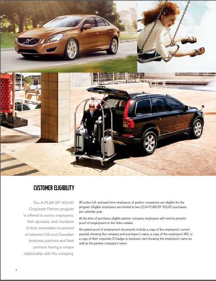 A-Plan by Volvo