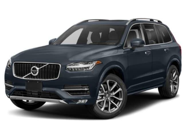 New 2019 Volvo XC90 T6 Momentum SUV Dallas, TX
