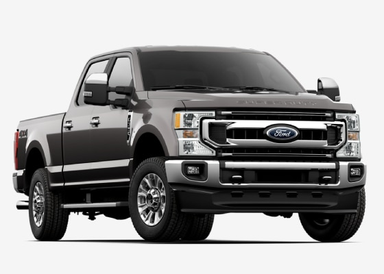 New Ford Super-Duty