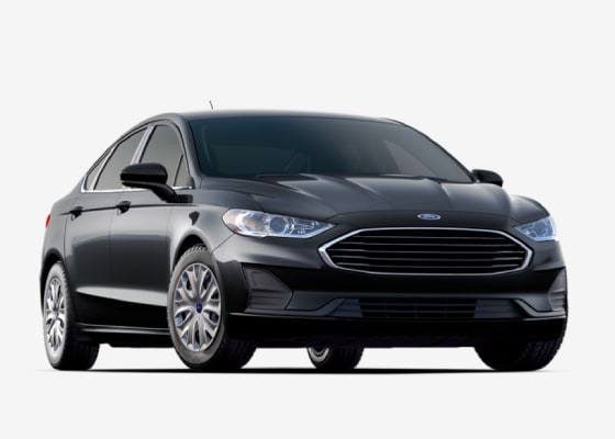 New Ford Fusion