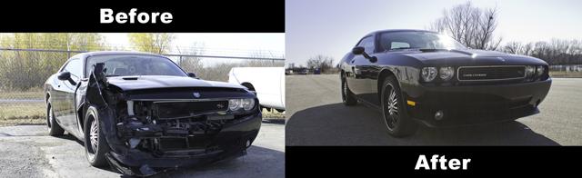 Augusta body shop collision center serving wichita for Parks motors augusta kansas