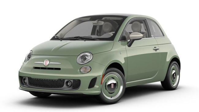 New 2019 FIAT 500 c 1957 RETRO EDITION Convertible for sale/lease in Wesley Chapel FL
