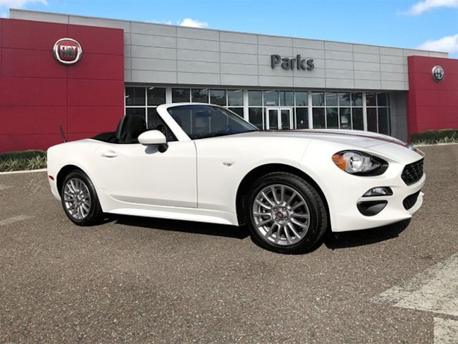 new 2019 fiat 124 spider classica for sale at in wesley chapel