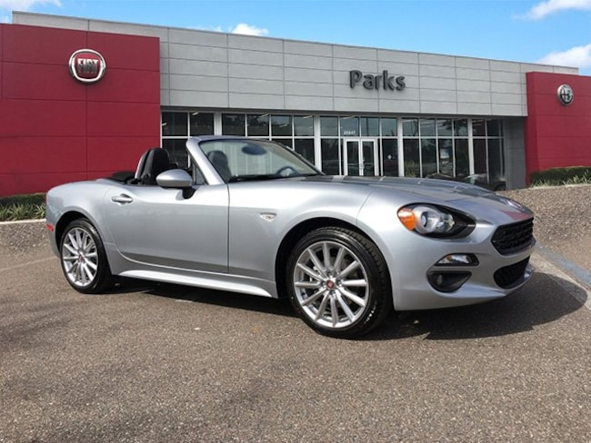 New 2018 Fiat 124 Spider Lusso For Sale At In Wesley Chapel Fl