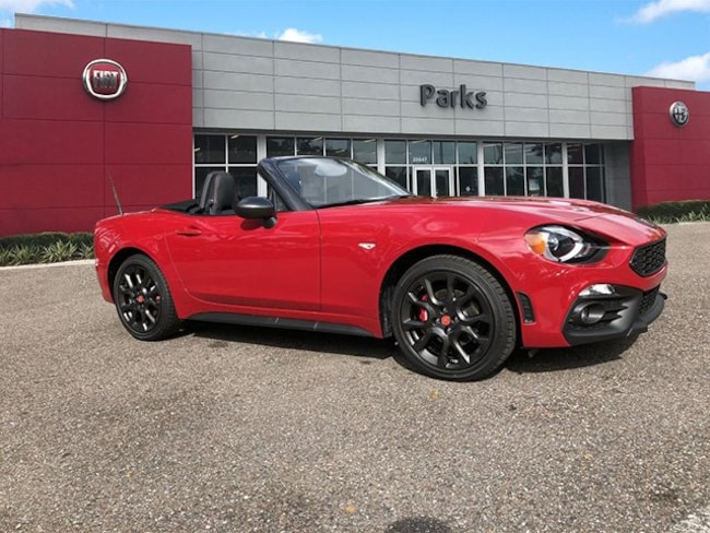 New 2019 FIAT 124 Spider ABARTH Convertible for sale/lease in Wesley Chapel FL