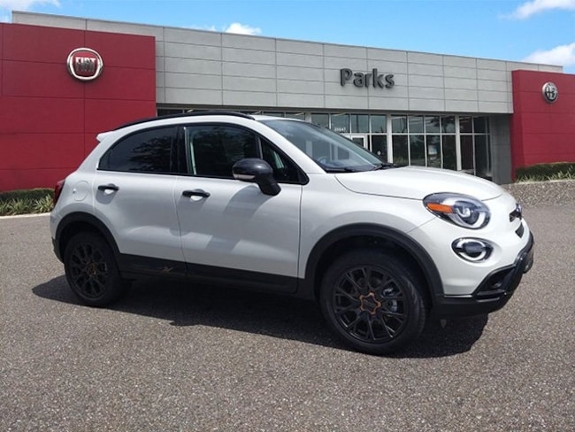 New 2019 FIAT 500X TREKKING URBANA AWD Sport Utility for sale/lease in Wesley Chapel FL