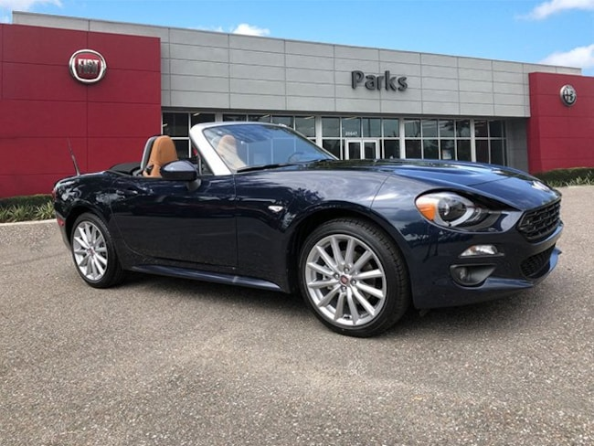 New 2019 FIAT 124 Spider LUSSO Convertible for sale/lease in Wesley Chapel FL