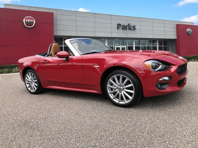 new 2019 fiat 124 spider lusso for sale at in wesley. Black Bedroom Furniture Sets. Home Design Ideas