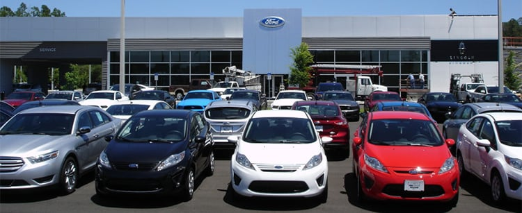 Parks Ford Gainesville FL