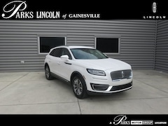 2019 Lincoln Nautilus Select Crossover For sale near Newberry FL