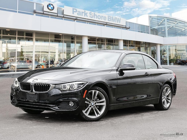 2018 BMW 430i xDrive Cabriolet, 1.9% Finance for 60 months! Convertible