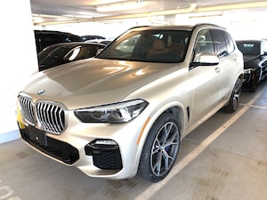 2019 BMW X5 Dealer Demo! Great Value! Rare Colours!