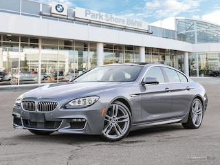 2013 BMW 650i Xdrive Gran Coupe, Fully Loaded! 4-Door Coupe