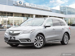 2016 Acura MDX Local Car! No Accidents! Value-Priced!