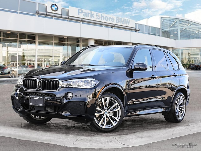 2018 BMW X5 Xdrive35d, Tow Package, M Sport Package! SUV