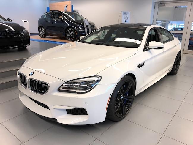 2018 BMW M6 4-Door Coupe