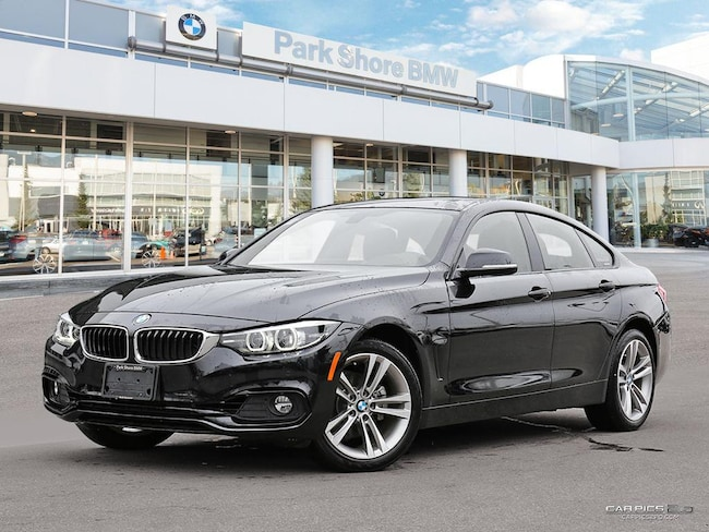 2018 BMW 430i Xdrive Gran Coupe 4-Door Coupe