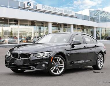 2018 BMW 430i Xdrive Gran Coupe, Premium ! 4-Door Coupe