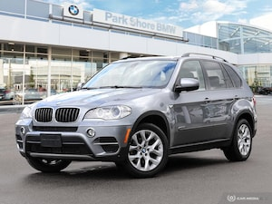 2013 BMW X5 Local! One Owner! No Accidents!