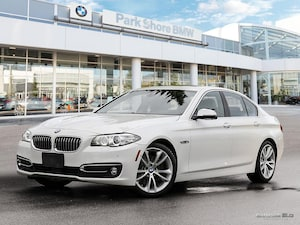2014 BMW 535d Xdrive Premium Package!