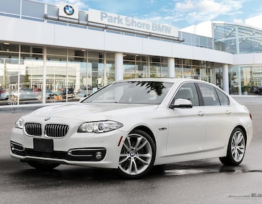 2014 BMW 535d Xdrive Premium Package! Sedan