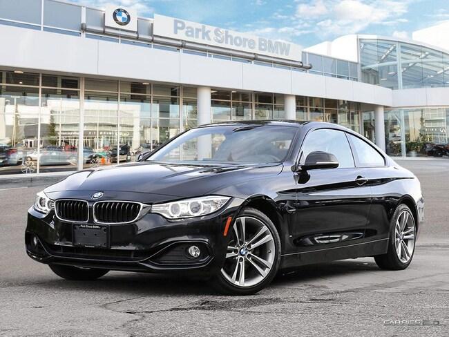 2014 BMW 428i Xdrive, Navigation, Premium Pkg! 2-Door Coupe