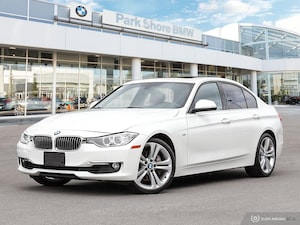 2012 BMW 335i Sedan Luxury Line