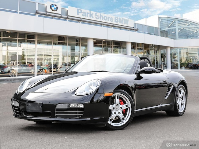 2007 Porsche Boxster Roadster S, Tiptronic, Leather! Cabriolet