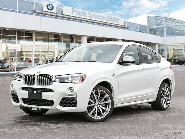 2018 BMW X4 M40i, 1.9% finance up to 60 months! Coupe