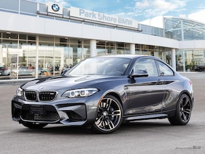 2018 BMW M2 Coupe, M Double Clutch!