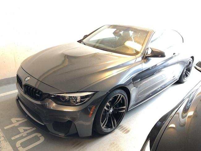 2018 BMW M4 *$949.20 plus tax, 2.99%* Convertible