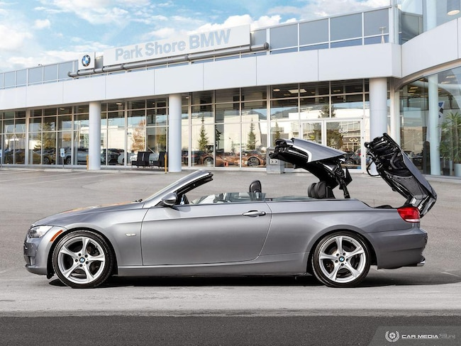 2007 bmw 328i convertible sport package
