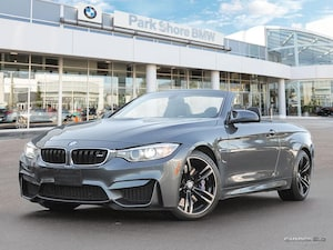 2015 BMW M4 Cabriolet, M Suspension, Navigation!