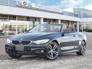 2015 BMW 435i Xdrive Cabriolet