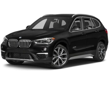 2018 BMW X1 Crossover