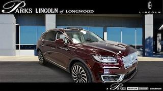 2019 Lincoln Nautilus Black Label Crossover