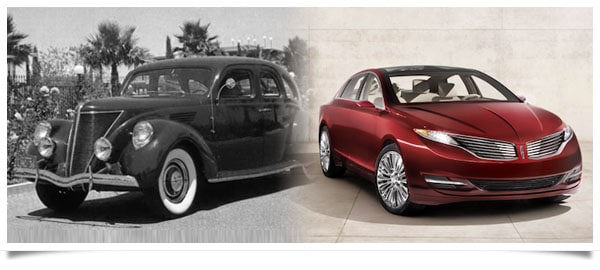 History Of The Lincoln Brand Longwood Lincoln Dealer
