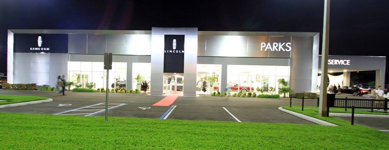 About Parks Lincoln Of Tampa New Lincoln Car Dealer Near Clearwater