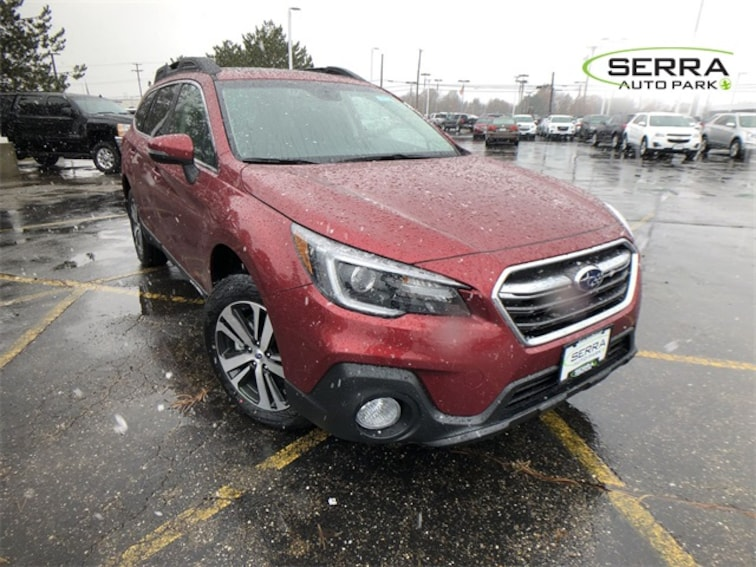 New 2019 Subaru Outback 2.5i Limited SUV 4S4BSANC3K3249384 in Akron