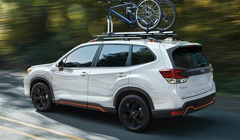 New 2020 Forester Akron OH
