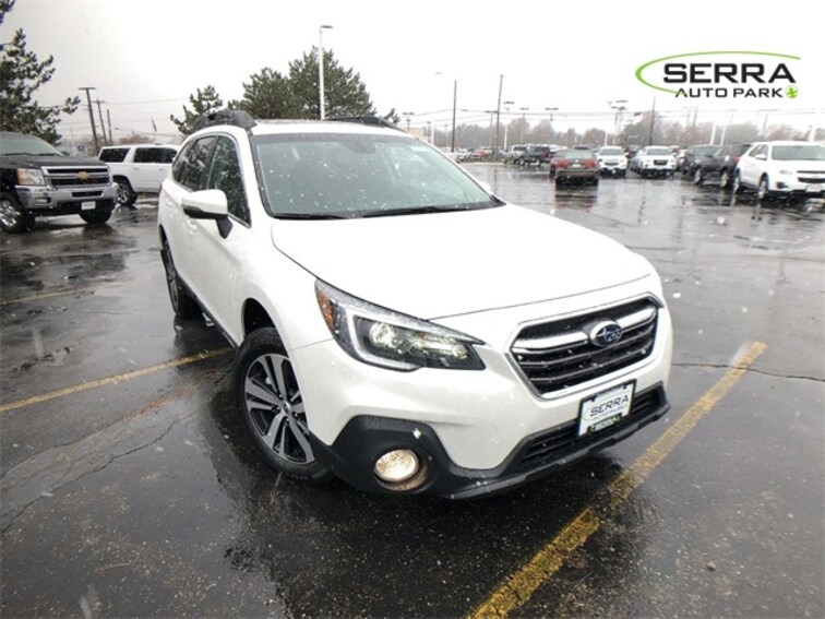 New 2019 Subaru Outback 2.5i Limited SUV 4S4BSANC0K3249116 in Akron