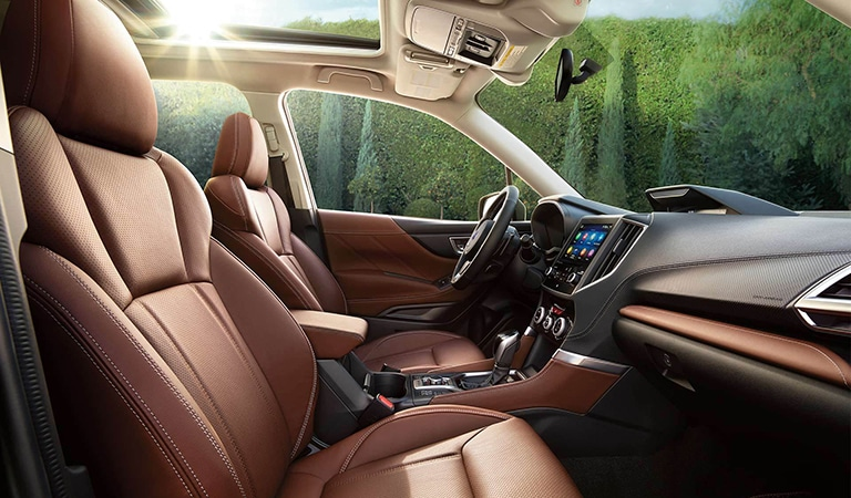 New 2020 Subaru Forester Akron OH